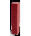 Locker Metalico de 10 Puertas Modelo LK10