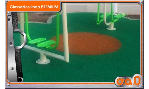 Gimnasios Al Aire Libre Linea Premium