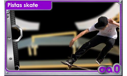 Pistas Skate